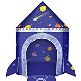 joylink Kinderspielzelt, Castle Spielzelt für Kinderzelt Outdoor & Indoor Spielzeug Castle Tent Playhouse Spielzelt Tragbare Faltbare Kinder Castle Spielhaus