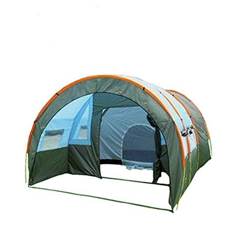 N/Z Campingausrüstung DYMMA 8 Mann Zelt Outdoor Ausrüstung Wasserdichtes Glamping Festival Tipi Familie Wandern 6 bis 8 Mann 3000mm Wassersäule 8 Mann Zelt