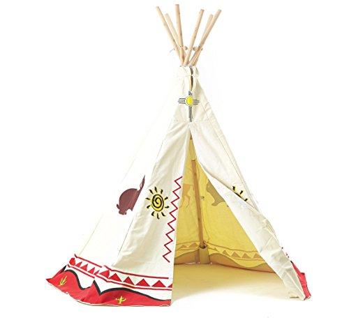 #2 Tipizelt im Indianer Wigwam Style