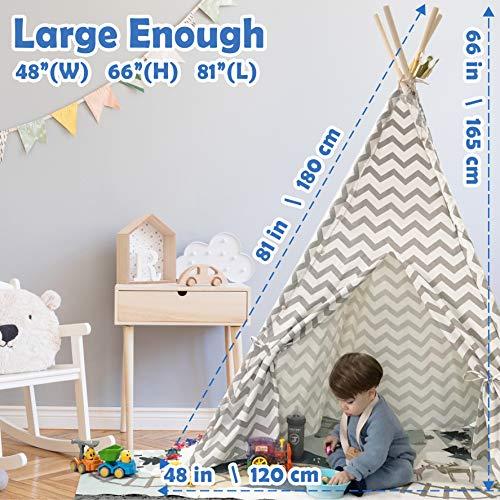 ᐅ Tipi Garten Zelte. Die Kinder Highlights für draußen 2020