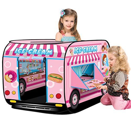 #1 Eiswagen Spielzelt von deAO