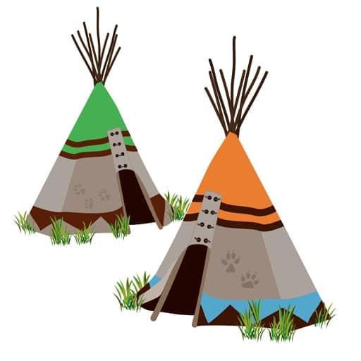Tipi Zelt kaufen Logo 2